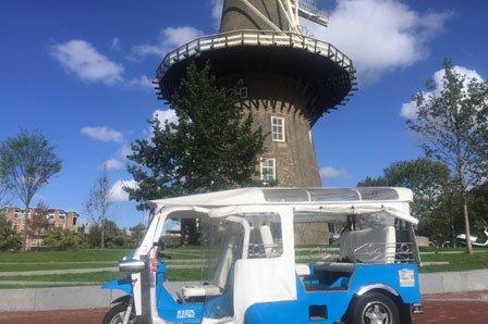 TukTuk Leiden Citytour